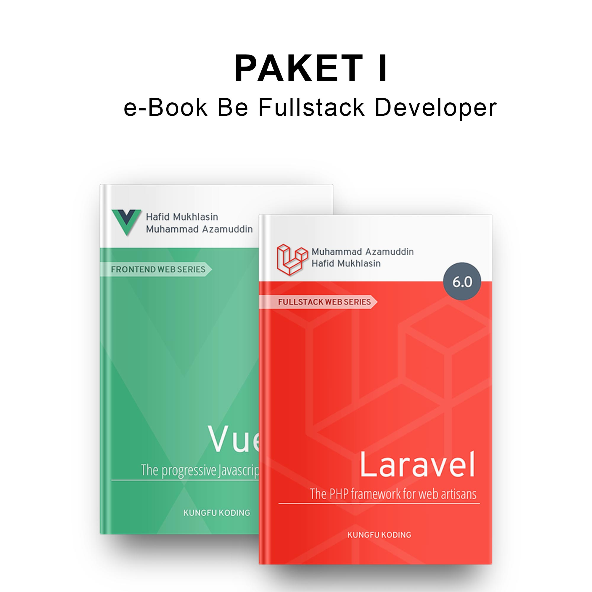 PAKET I : e-Book Be Fullstack Developer
