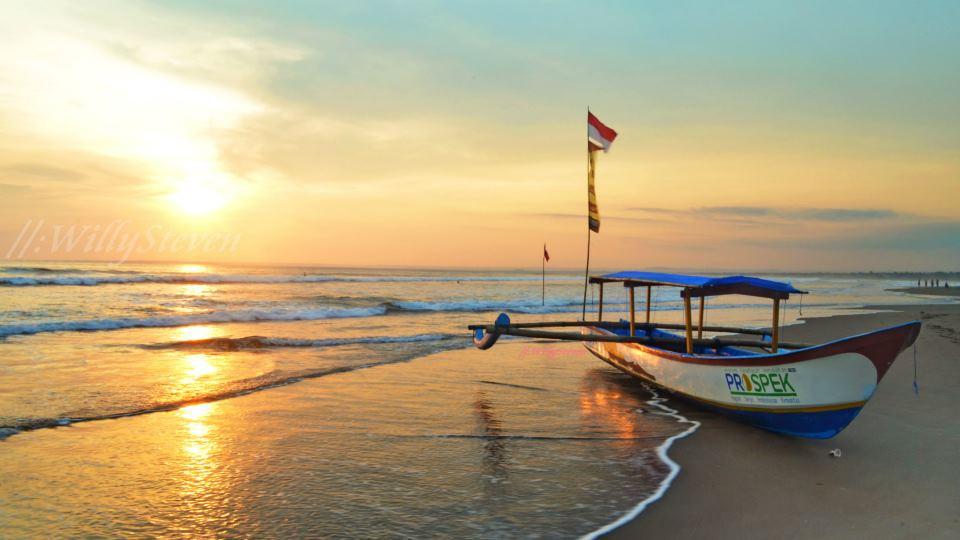 5 Destinasi Wisata Favorit Di Pangandaran