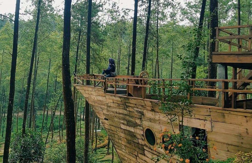 5 Tempat Wisata Terbaik Di Pujon Malang