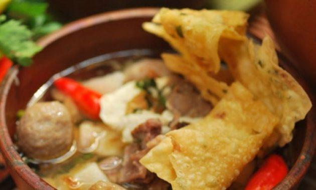 5 Kuliner Lezat Di Bogor Yang Wajib Dicoba