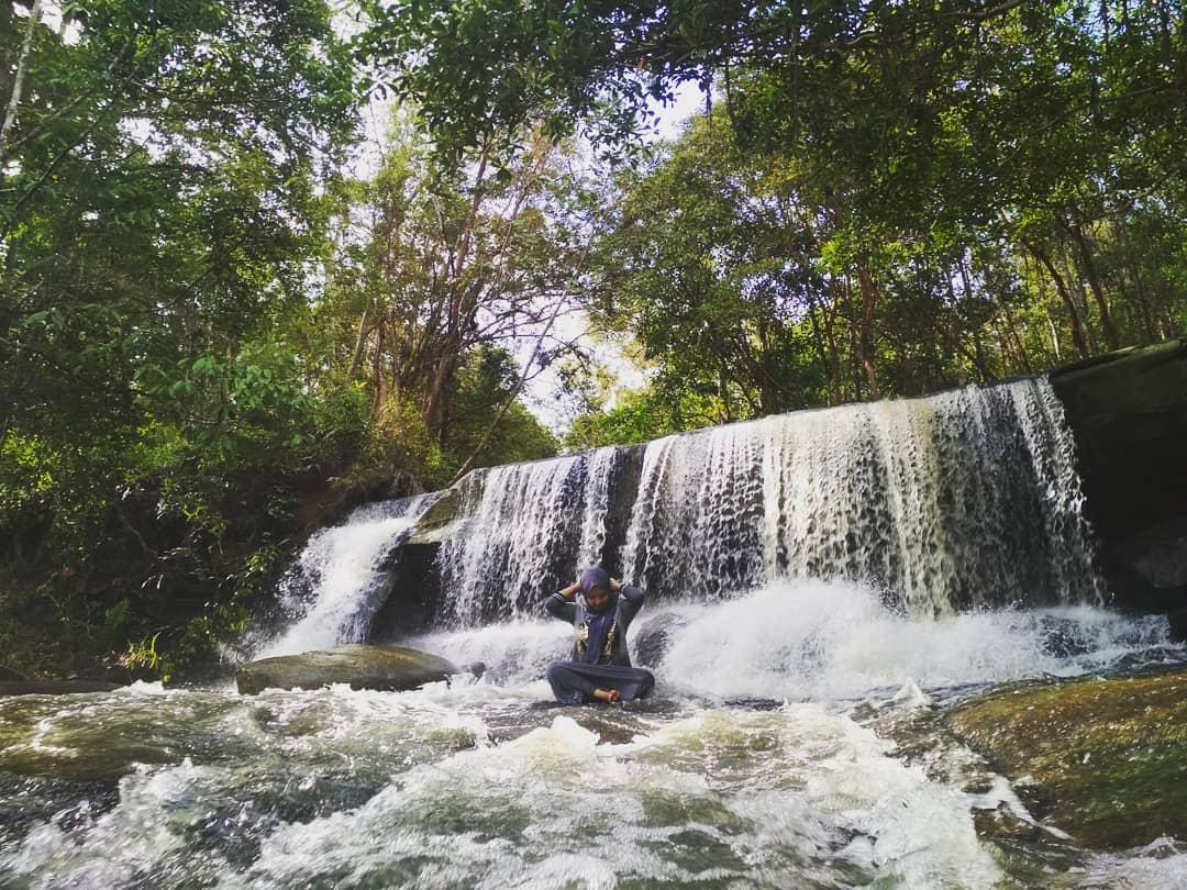 Air Terjun Pancur Aji, Saksi Sejarah Kerajaan Sanggau