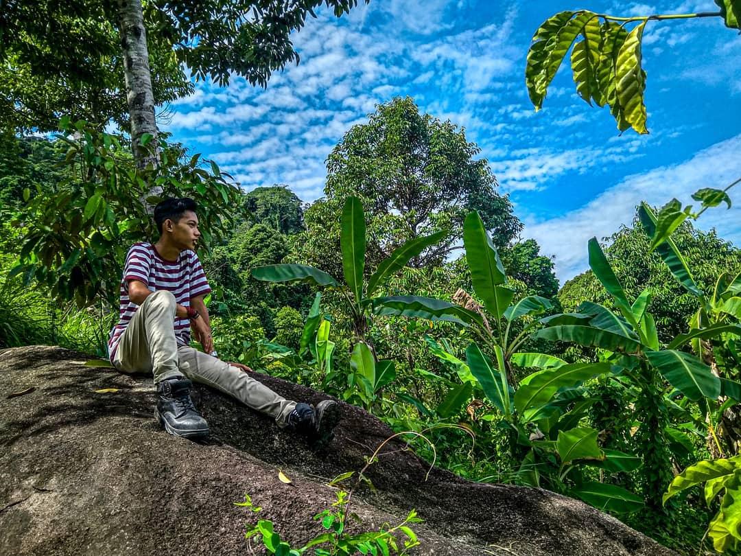 Bukit Mendale, Bukit Eksotis dan Menawan di Kayong Utara