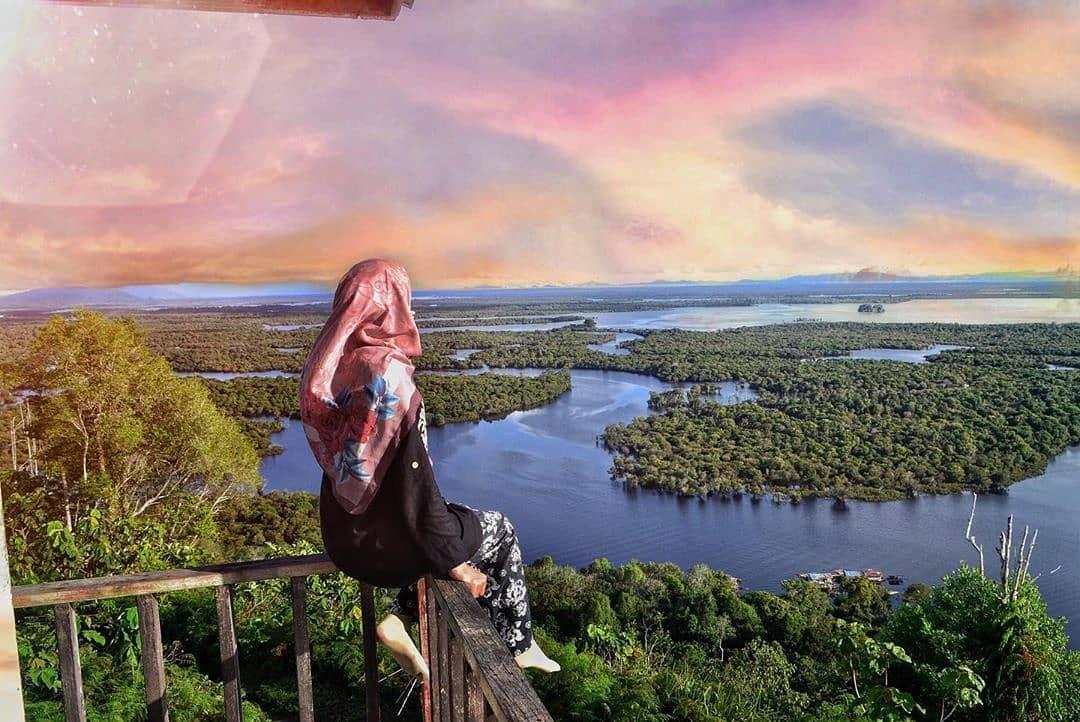 Danau Sentarum, Danau Cantik di Kalimantan Barat